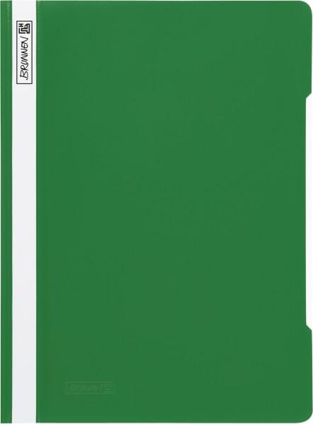 Schnellhefter A4 grün PP