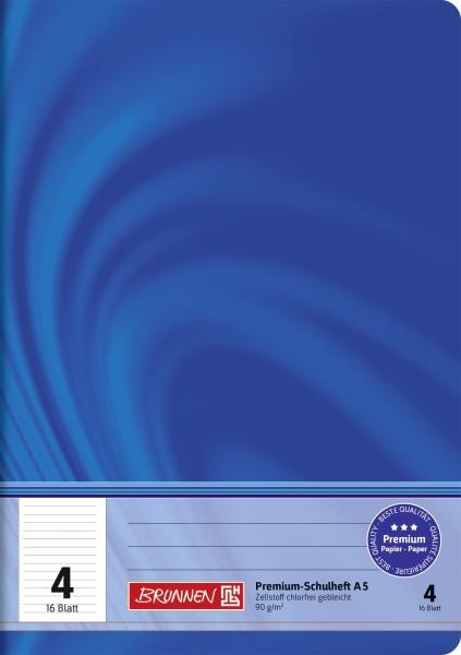Schulheft Vivendi A5, Liniatur 4, 16 Blatt