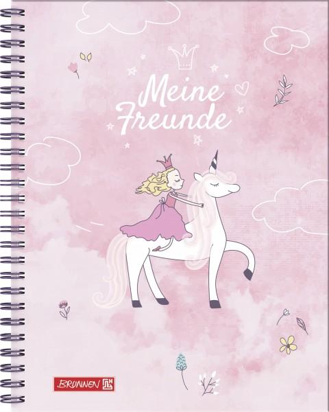 Freundebuch Princess