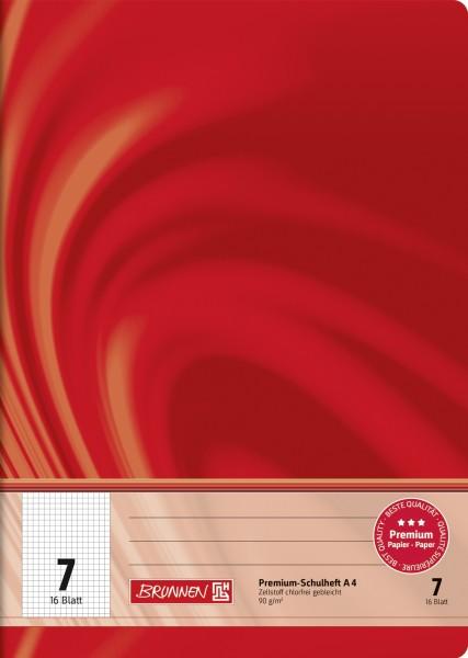 Schulheft Vivendi A4, Liniatur 7, 16 Blatt