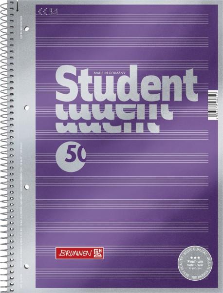 Collegeblock A4 Noten 90g/qm