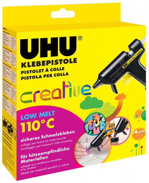 UHU Klebepistole creative LOW MELT 110°C LT110