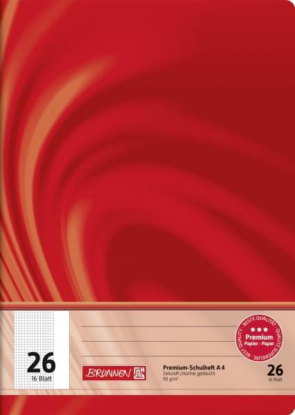 Schulheft Vivendi A4, Liniatur 26, 16 Blatt