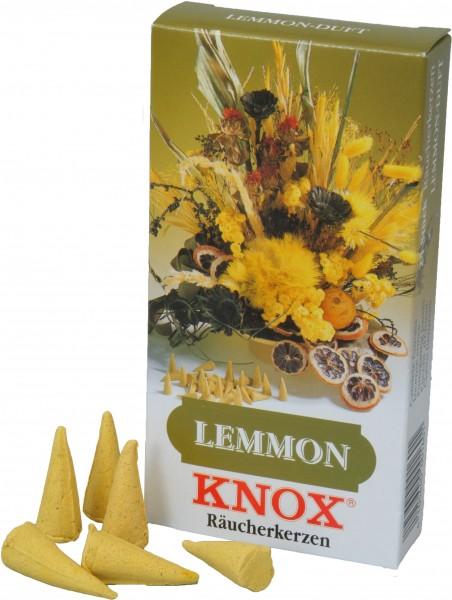 KNOX Räucherkerzen Lemmon