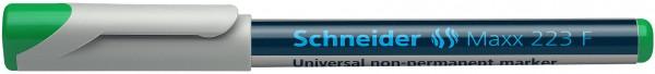 Universalmarker non-permanent Maxx 223 F, 0,7 mm, grün