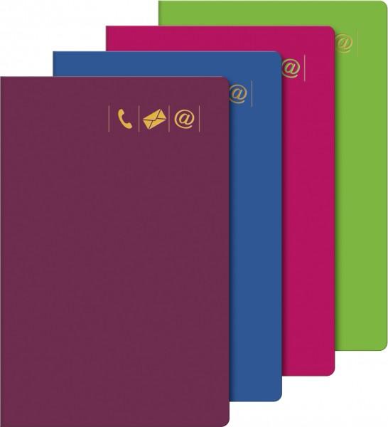 Adressbuch 10x14 großes Register