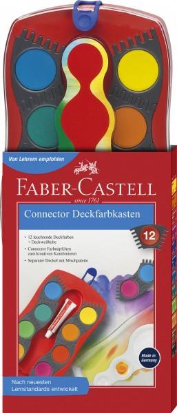 Farbkasten Connector 12 Farben D 6+