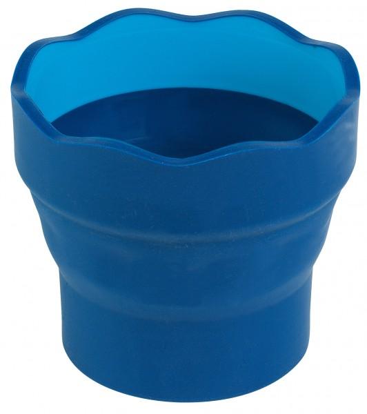 Wasserbecher Clic&Go blau