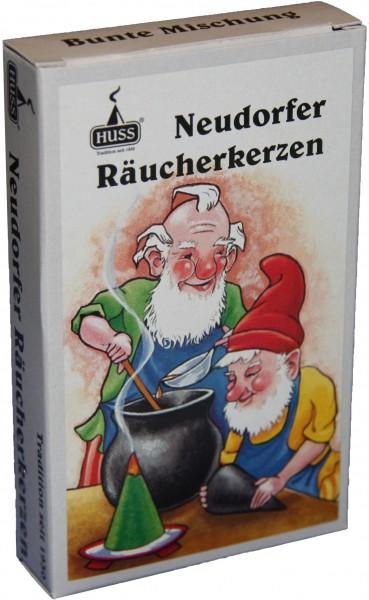 Neudorfer Räucherkerzen Zwerge Bunte Mischung