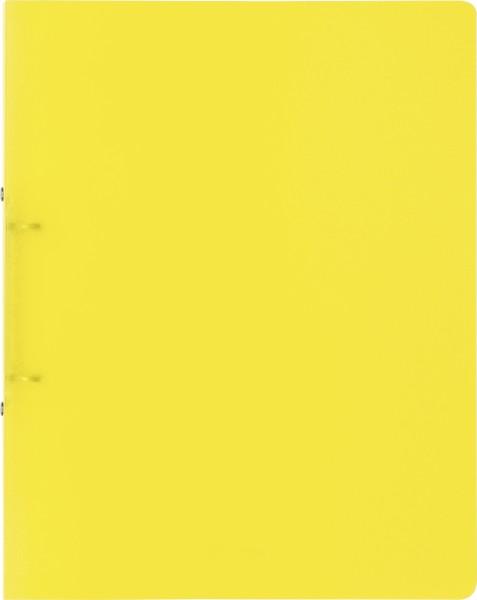 Ringbuch A4 FACT! 25mm 2Rg gelb