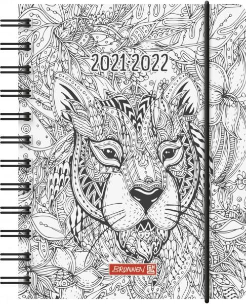 Tageskalender, Schülerkalender, A6 PP 1S/1T ZENart