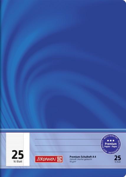 Schulheft Vivendi A4, Liniatur 25, 16 Blatt