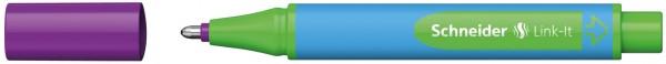 Kugelschreiber LINK-IT VIOLET