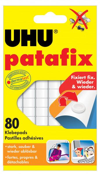 UHU patafix weiß 80 Pads D/F
