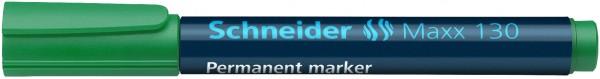 Permanentmarker Maxx 130, nachfüllbar, 1-3 mm, grün