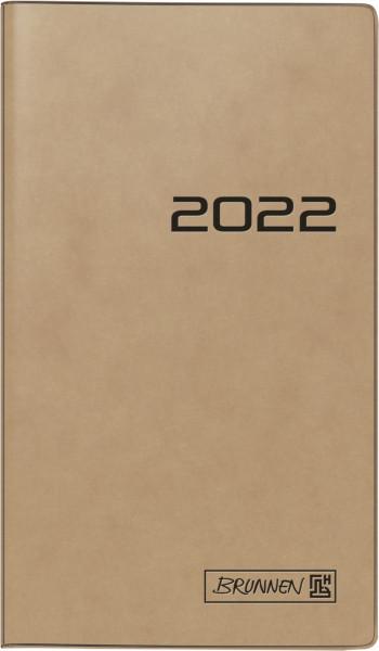 Taschenkalender 9x15cm bn 2S/1M