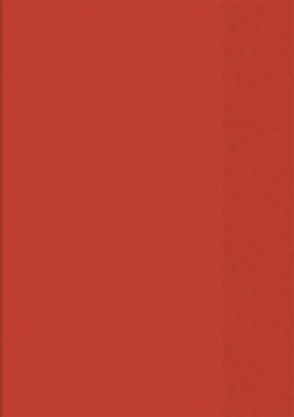 Hefthülle A4 tr rot Folie