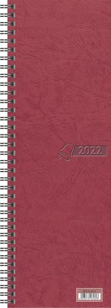 Vormerkbuch 10x29cm 2S/1W 128 Seiten