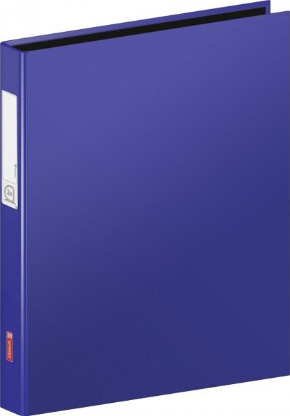 Ringbuch A4 Uni 2-Ring blau